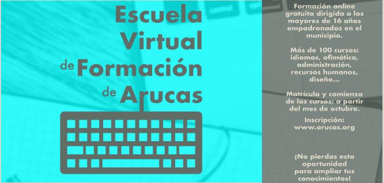 Escuela Virtual de Formación de Arucas. Gran Canaria