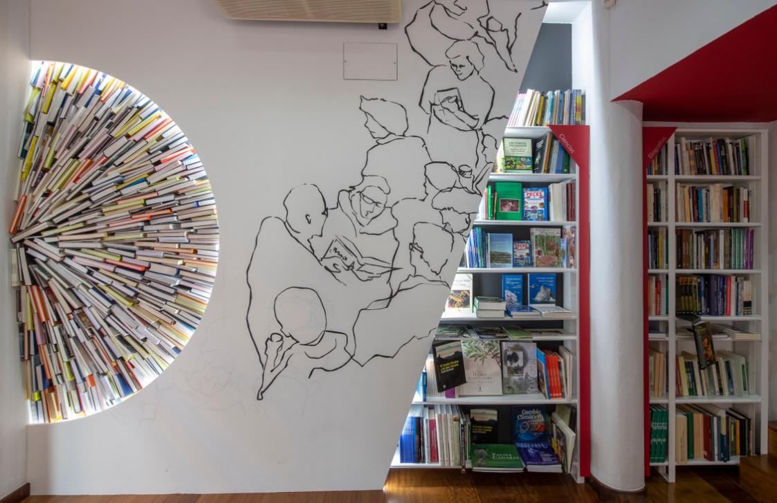 La Librería del Cabildo de Gran Canaria