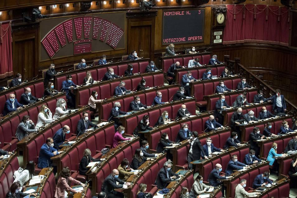 Parlamento de Italia