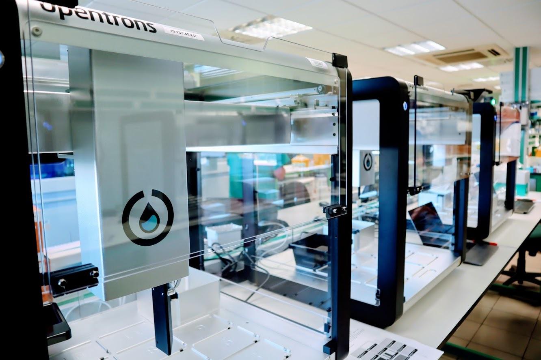 Canarias bate récord de realización de PCR con casi 15.000 en 72 horas
