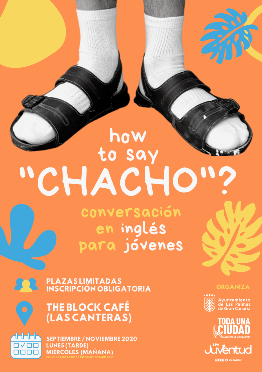 'How to say chacho?'