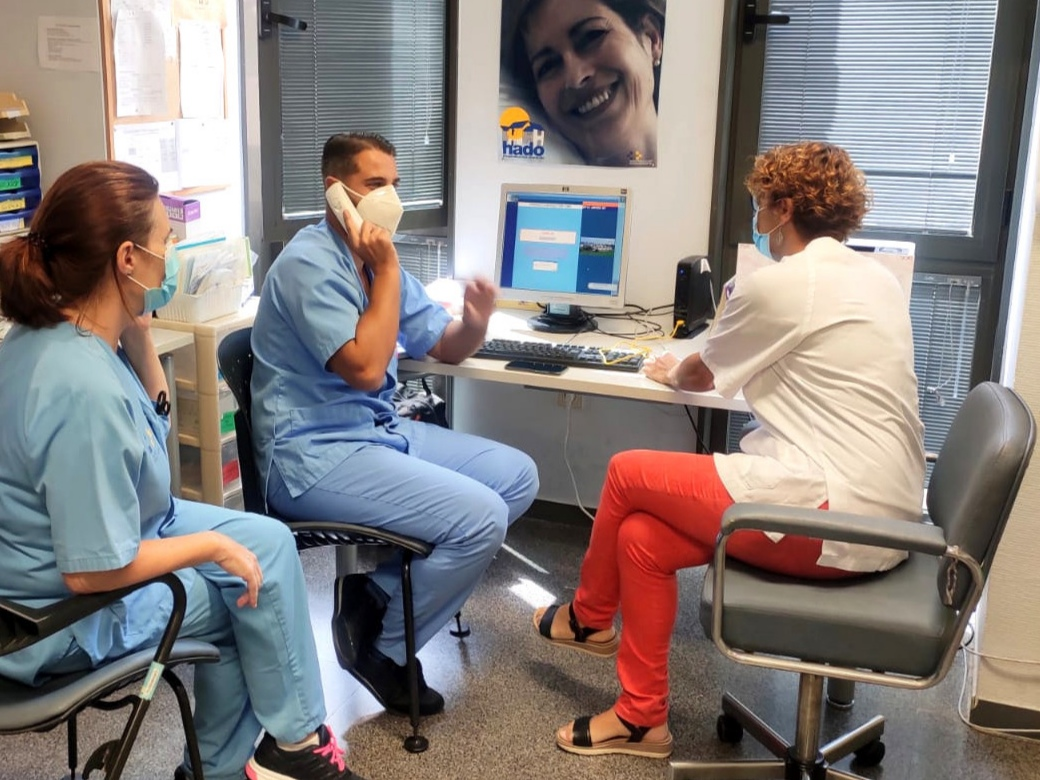 El ICHH selecciona donantes de plasma sanguíneo de personas que hayan superado el Covid-19