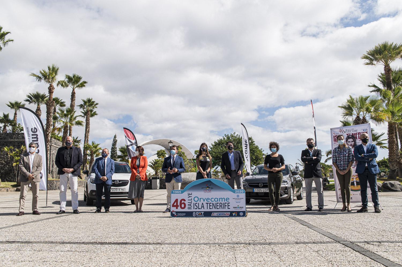Rallye Orvecame Isla Tenerife