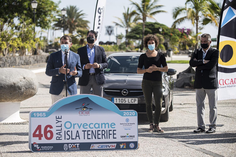Ralley Orvecame Isla Tenerife