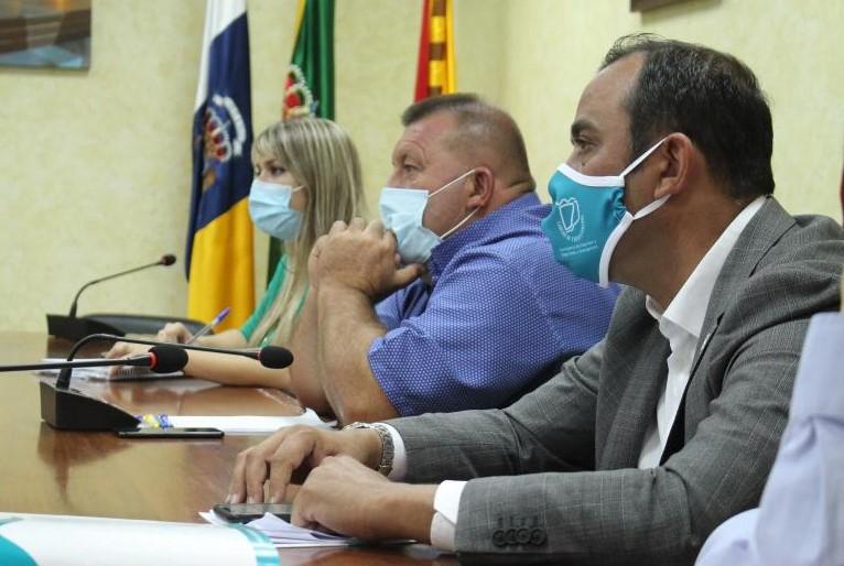 II Plan de Modernización Turística de Caleta de Fuste, Antigua. Fuerteventura