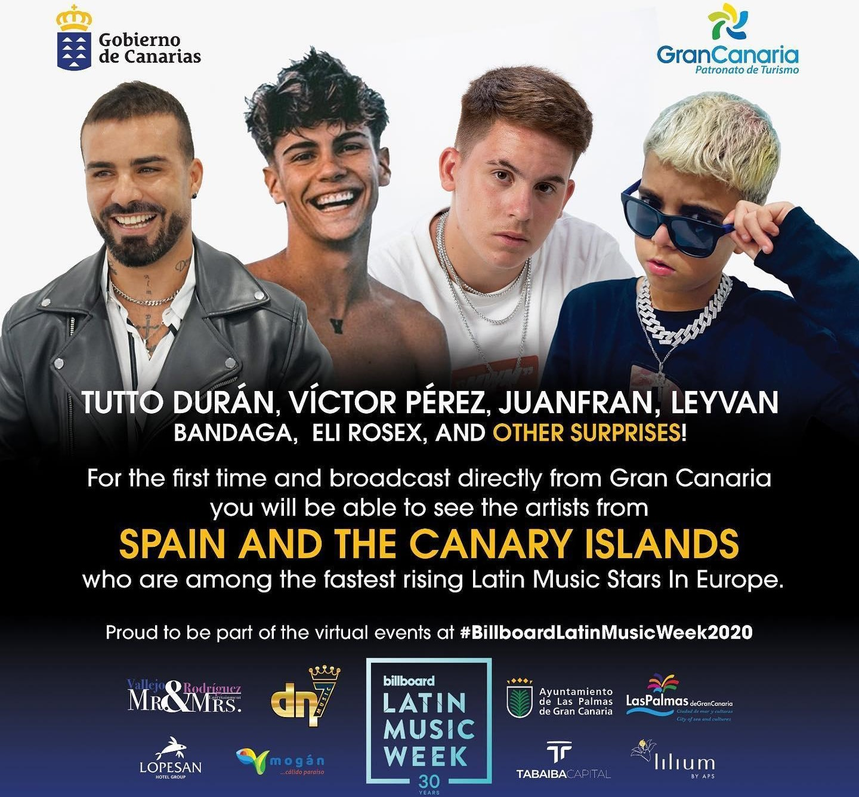 Billboard Latin Music Week