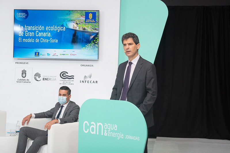 Transición ecológica de Gran Canaria