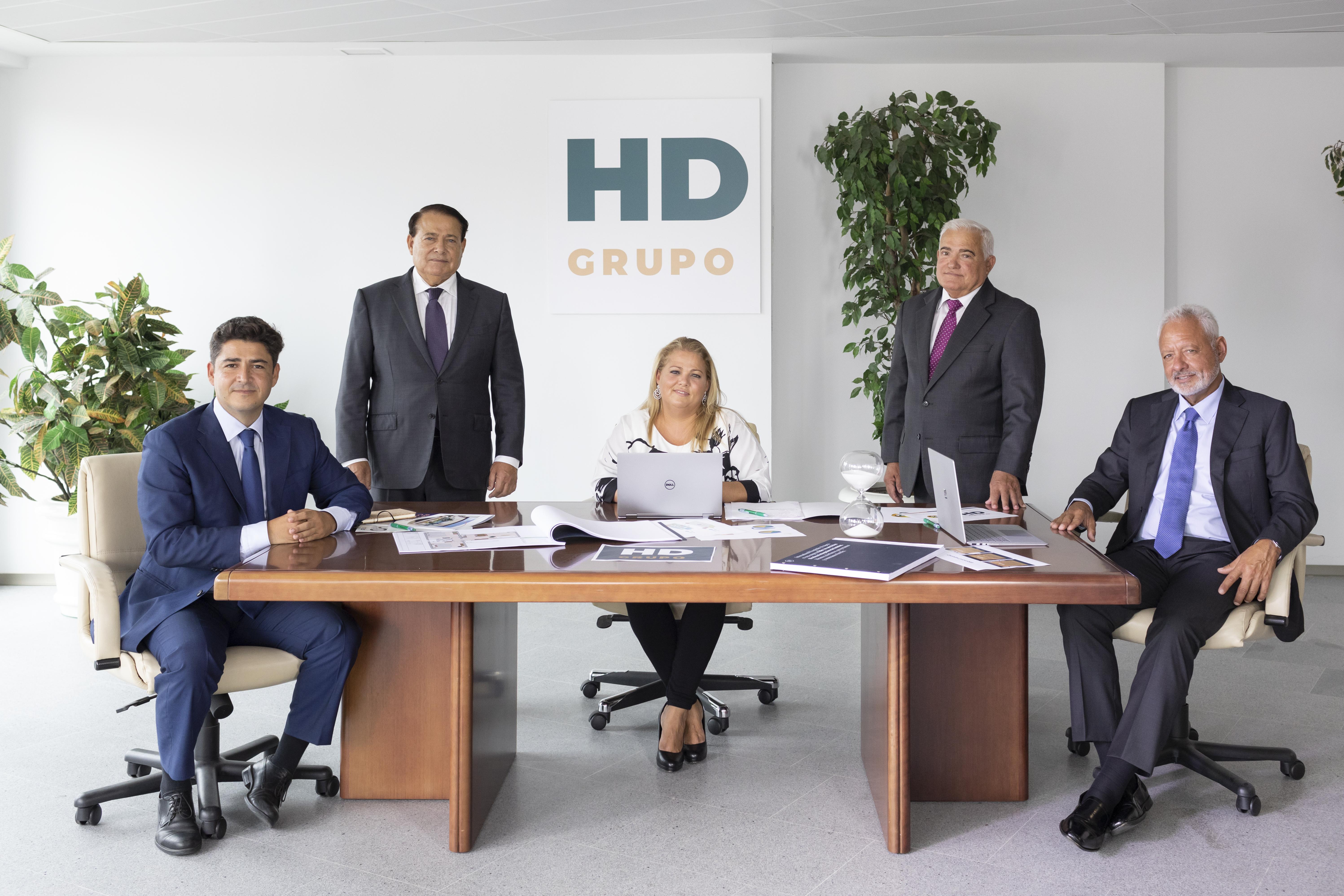 Consejeros del Grupo HD
