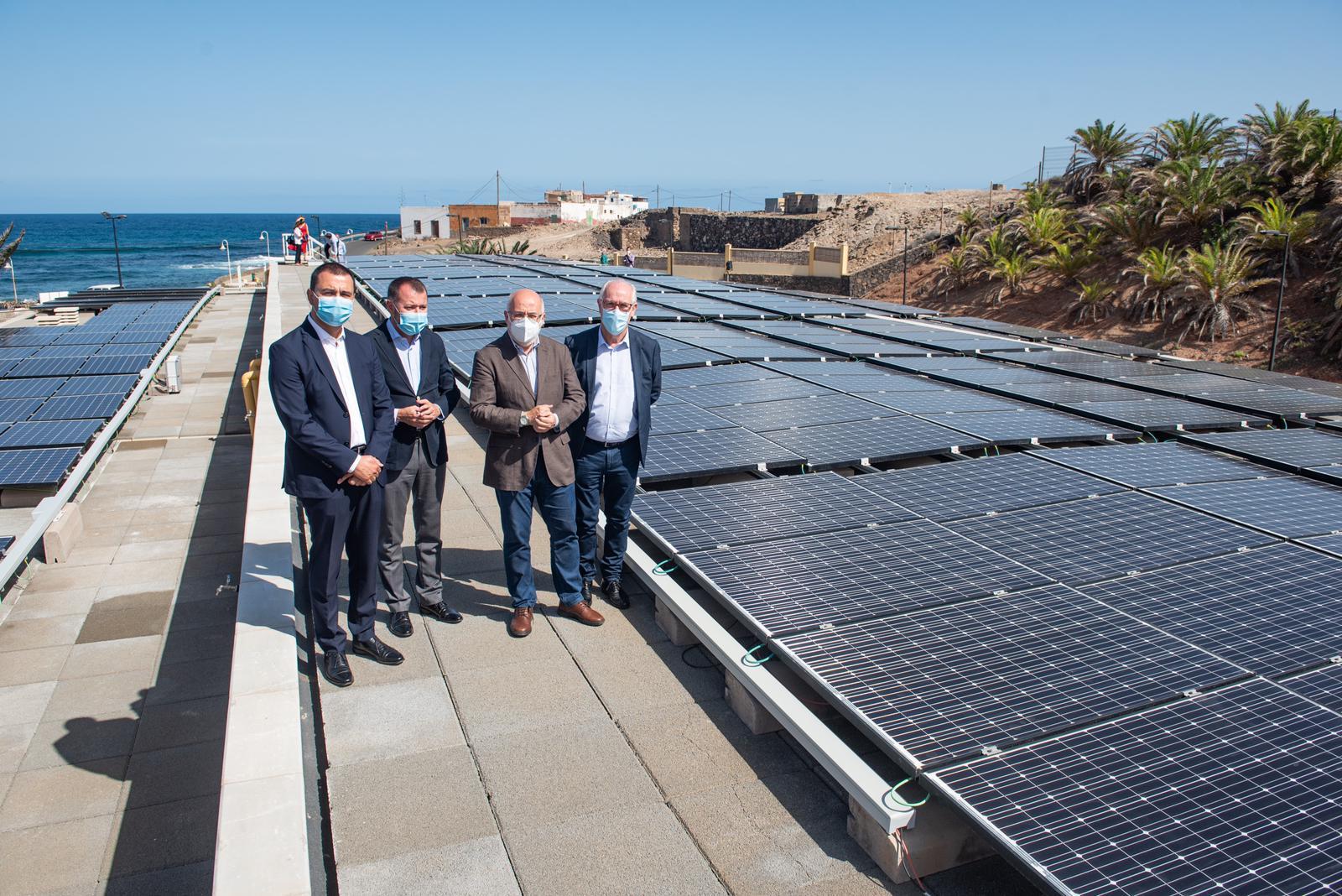 El Cabildo de Gran Canaria licita por 10 millones la ampliación y modernización de la depuradora que trata las aguas de Gáldar y Guía