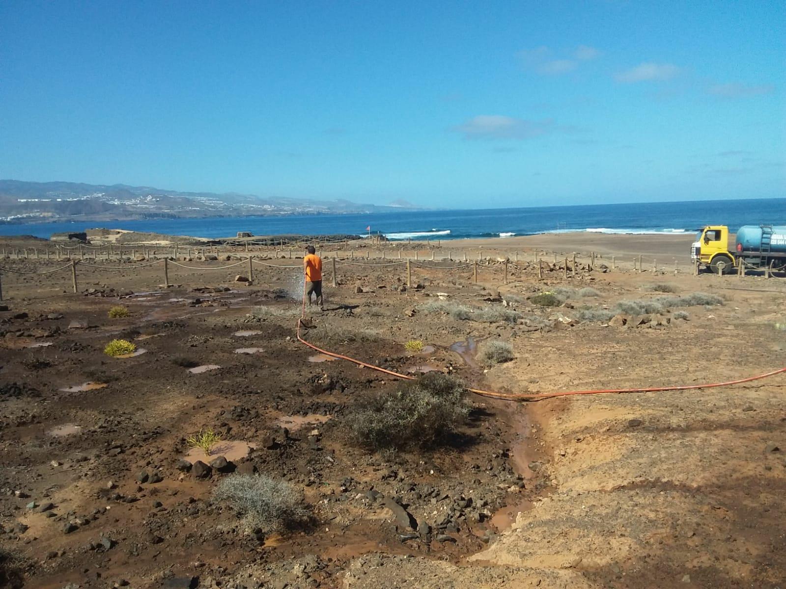 La Isleta. Las Palmas de Gran Canaria