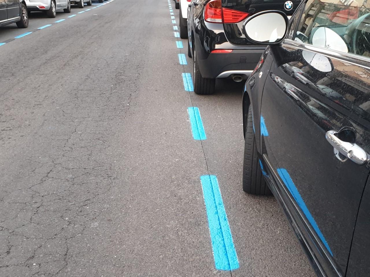 En noviembre comienza el estacionamiento regulado en tres vías de La Orotava