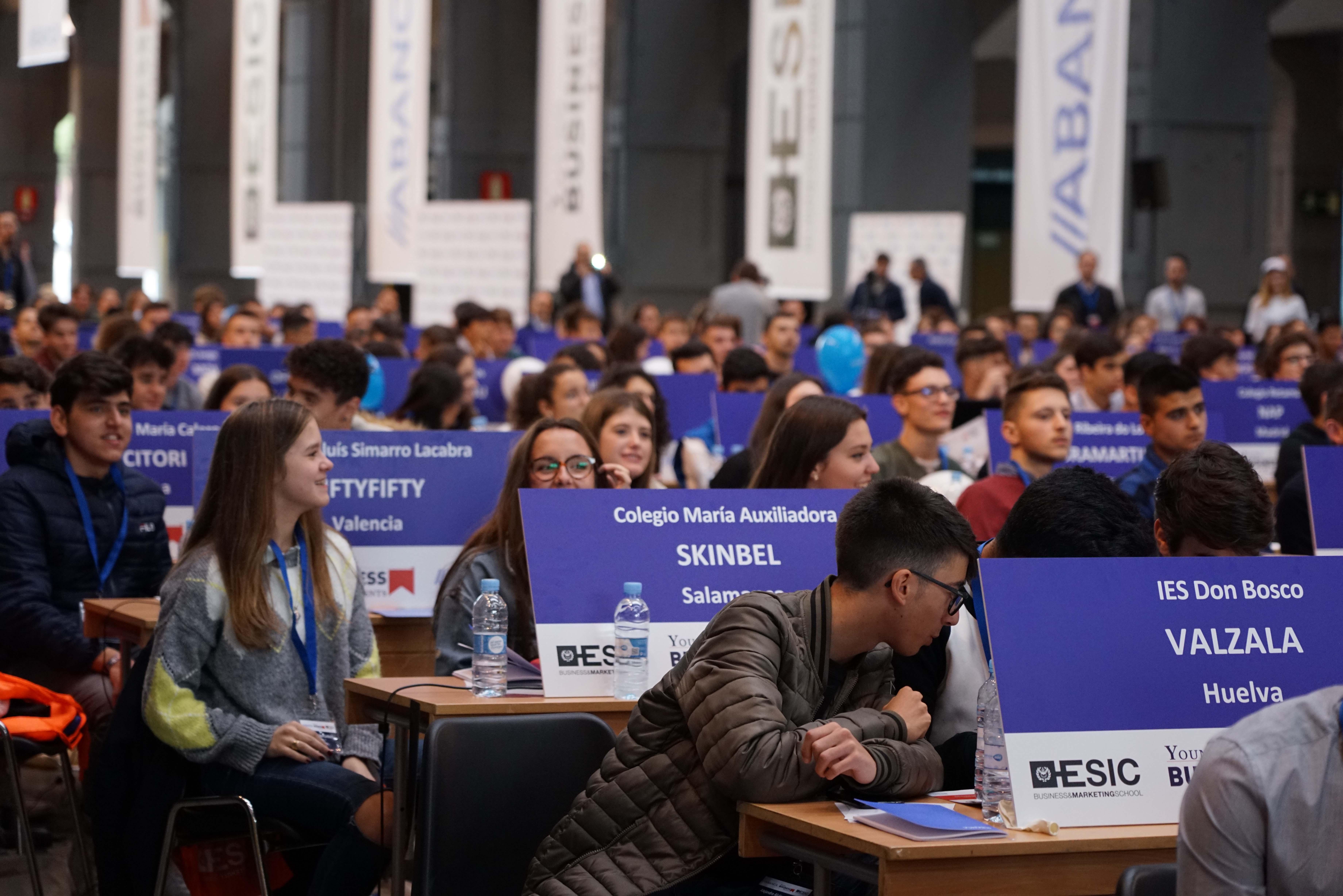 El programa educativo Young Business Talents inicia la búsqueda de jóvenes canarios con talento empresarial