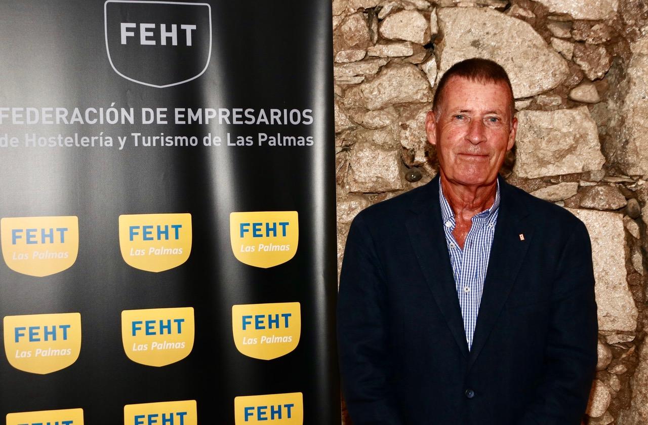 Tom Smulders, presidente de la FEHT