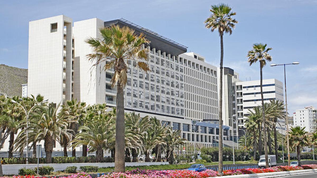 Hospital Insular de Gran Canaria