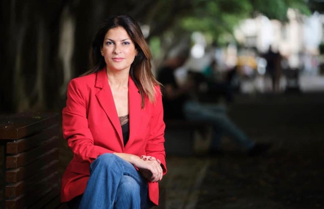 Matilde Zambudio, portavoz de Cs en el Ayuntamiento de Santa Cruz de Tenerife