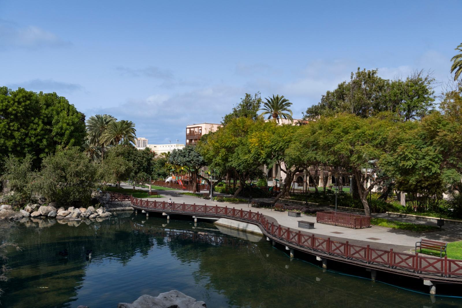 Kleos Doramas, la app gratuita que construye un relato a través de las plantas del parque Doramas de Las Palmas de Gran Canaria