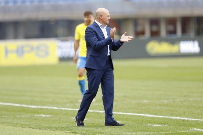 Pepe Mel, entrenador de la UD Las Palmas