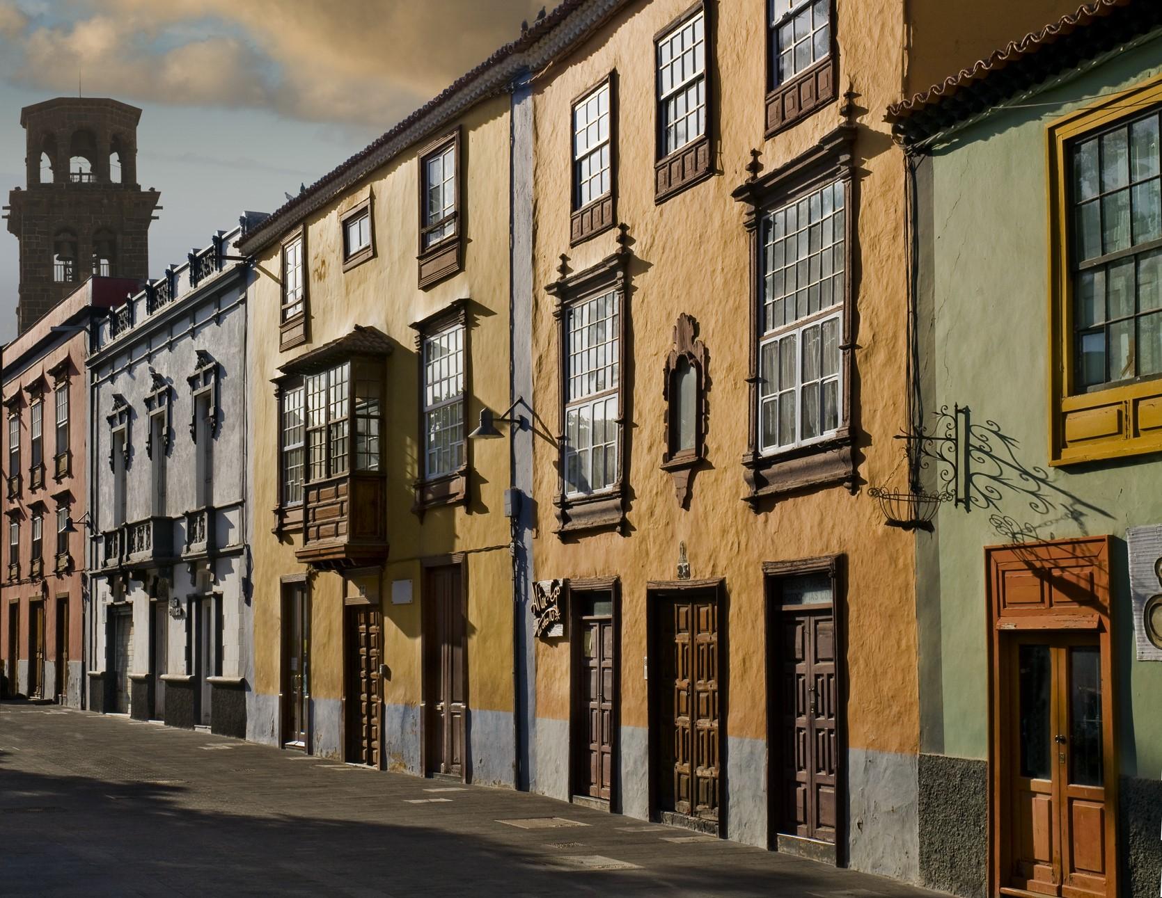 La Laguna modernizará la señalética de sus monumentos para poner en valor sus bienes históricos