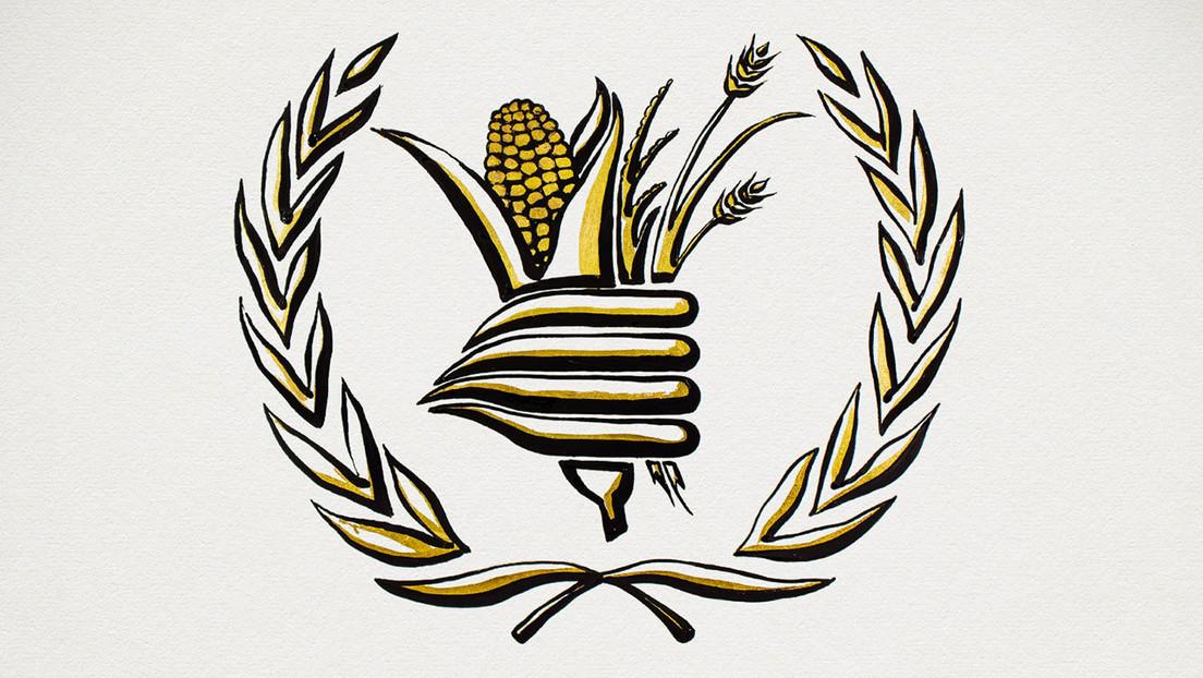Logo del Programa Mundial de Alimentos