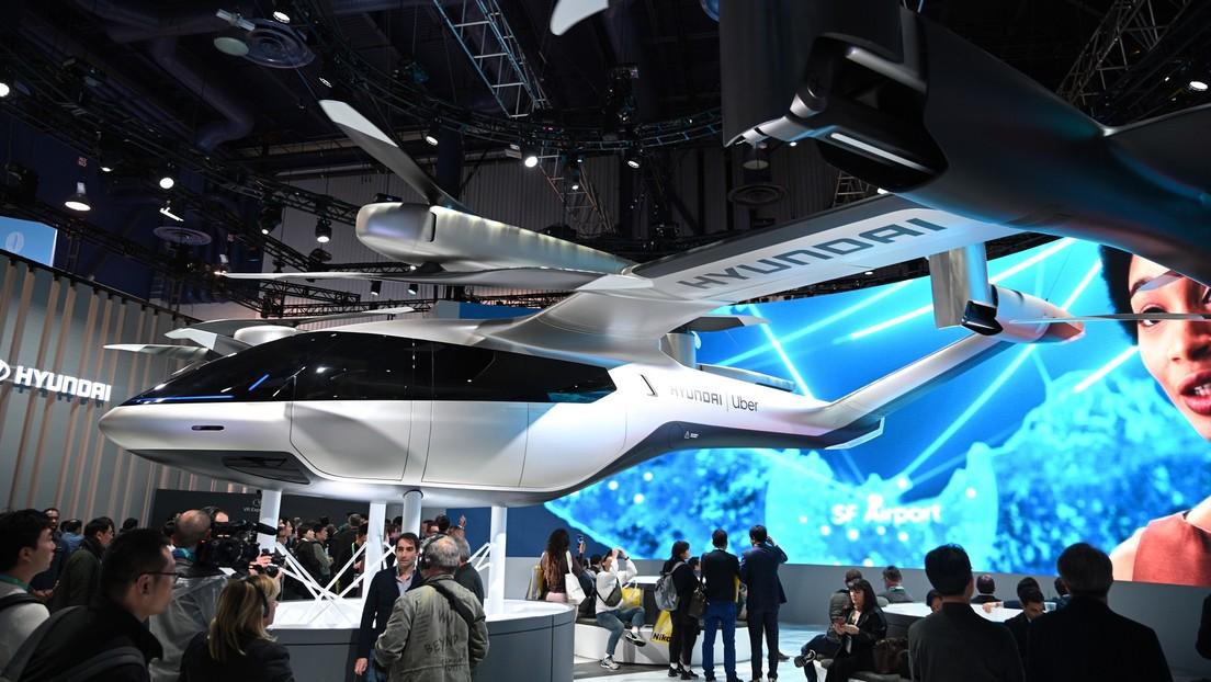 taxi volador Hyundai S-A1