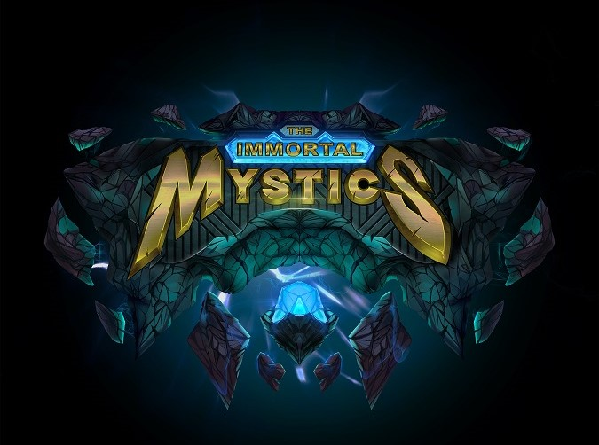 Videojuego The Immortal Mystics