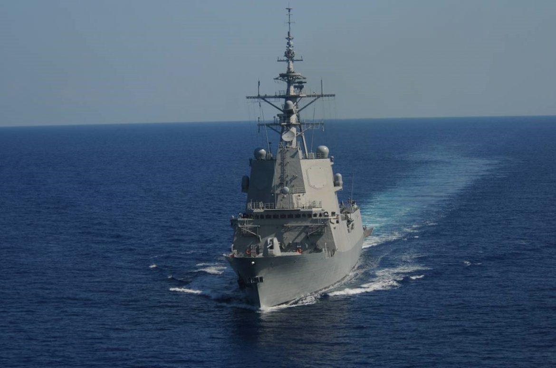 """Buque de la """"desaparecida"""" Armada española"""