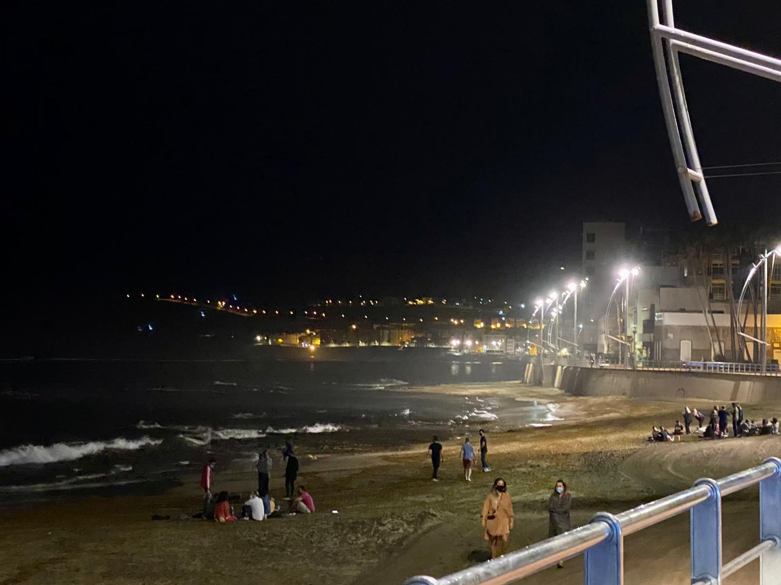 Inicio del Plan Especial de Navidad de Las Palmas de Gran Canaria / CanariasNoticias.es