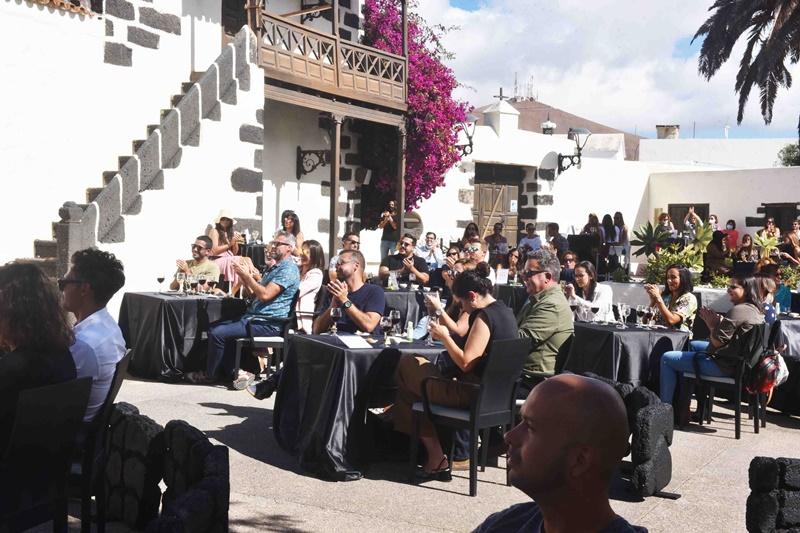 Festival Sonidos Líquidos Emotions en la Casa Ajei de San Bartolomé. Lanzarote