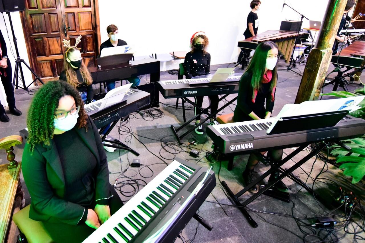 Escuela de la Música. Puerto de la Cruz. Tenerife/ CanariasNoticias.es