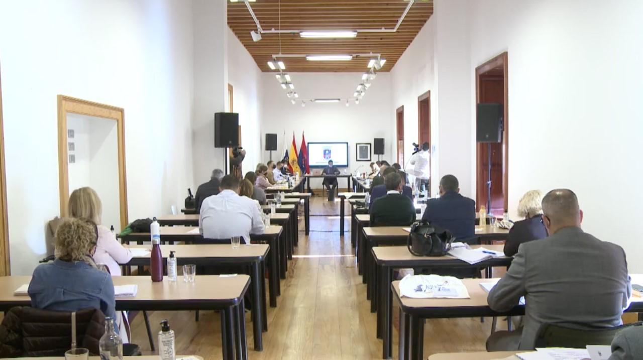Pleno Ayuntamiento de Telde/ CanariasNoticias.es