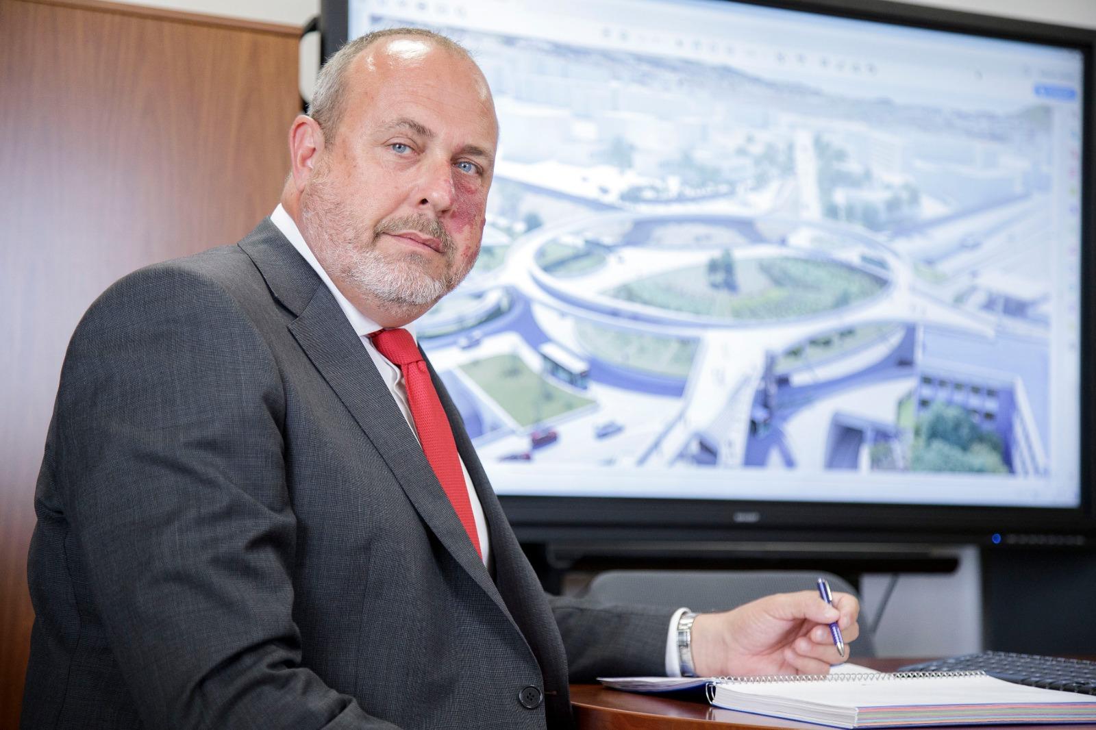 Enrique Arriaga, vicepresidente de Cs en el Cabildo de Tenerife / CanariasNoticias.es