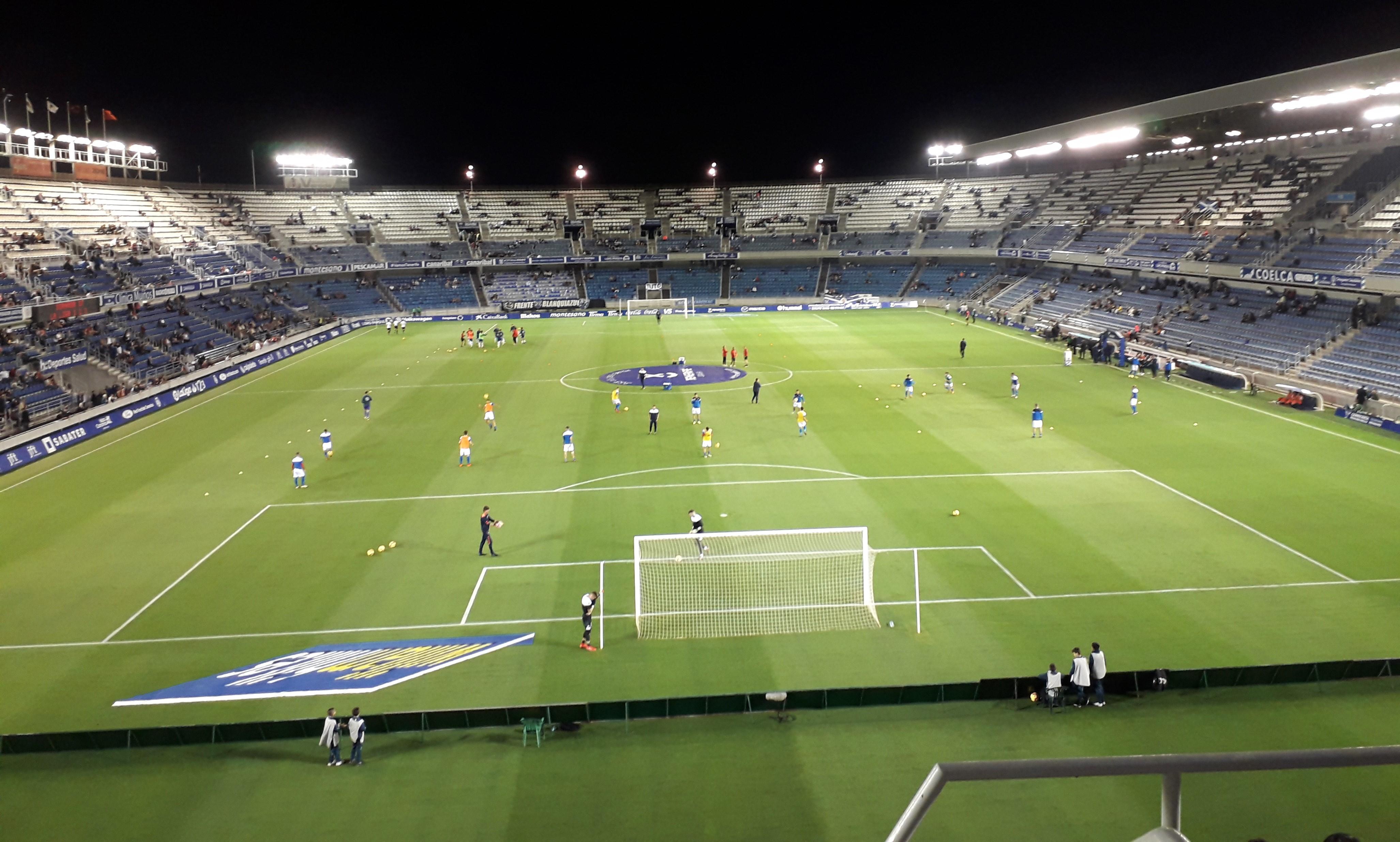 Estadio Heliodoro Rodríguez López. C.D. Tenerife/ CanariasNoticias.es