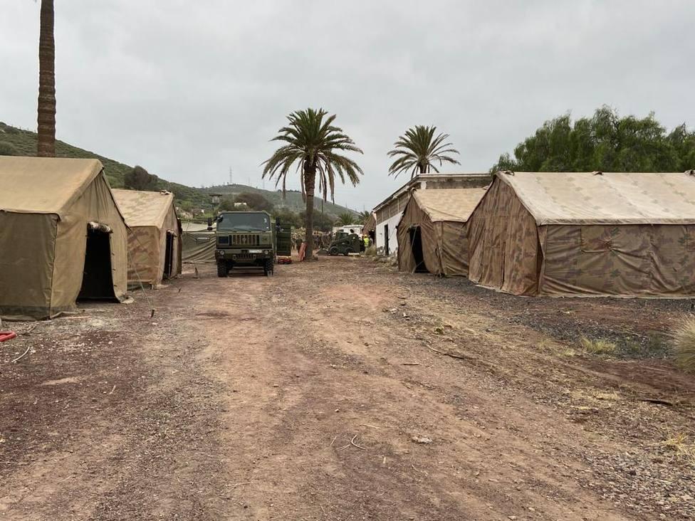 Inmigración. Barranco Seco. Las palmas de Gran Canaria/ CanariasNoticias.es