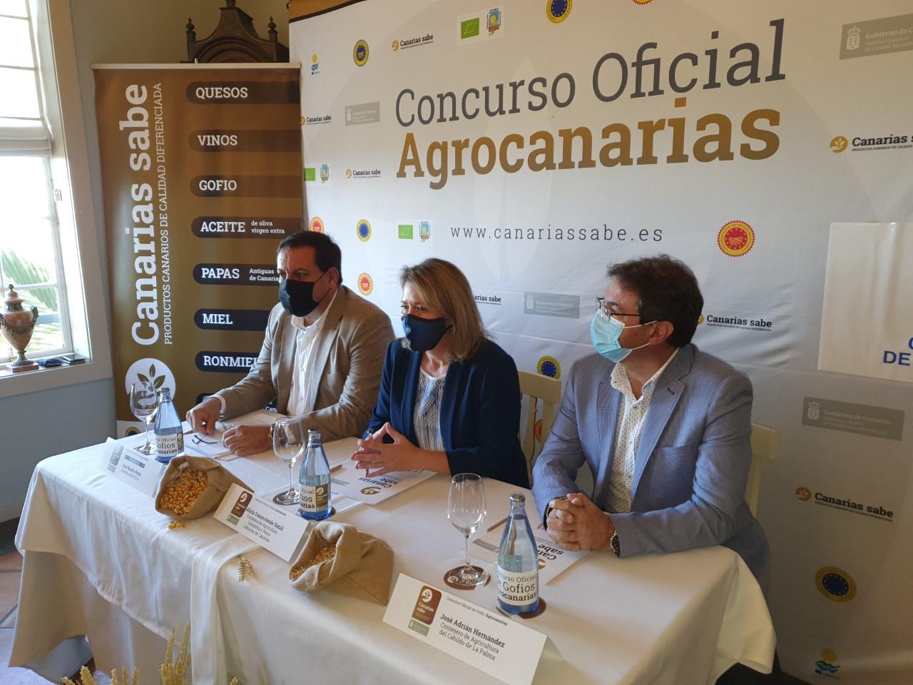 Concurso Oficial de Gofio Agrocanarias 2020