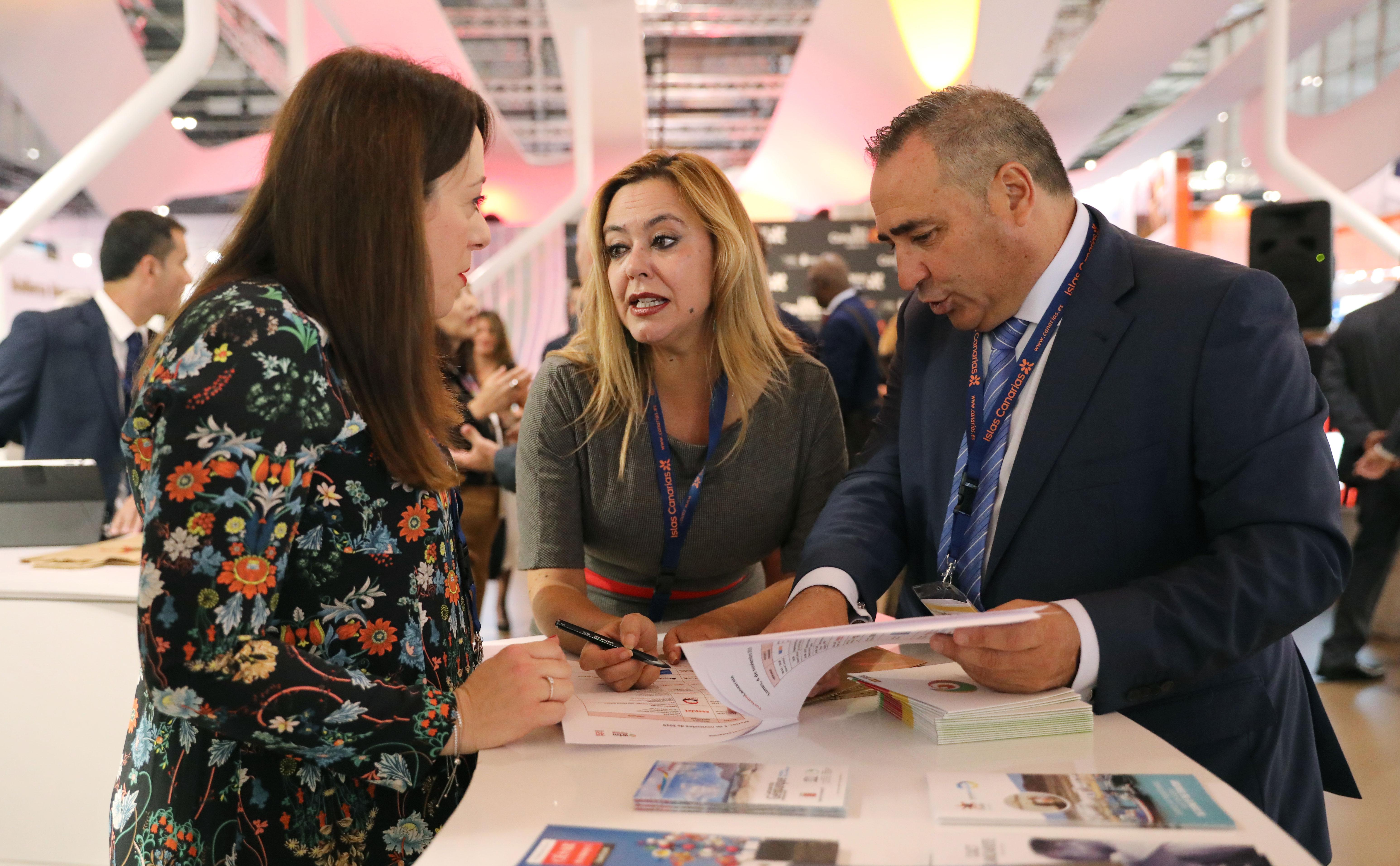 Lanzarote en la  World Travel Market 2019
