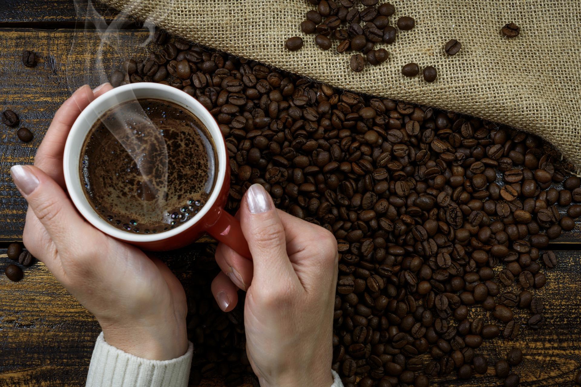 Taza de café / Photo Mix (Pixabay)