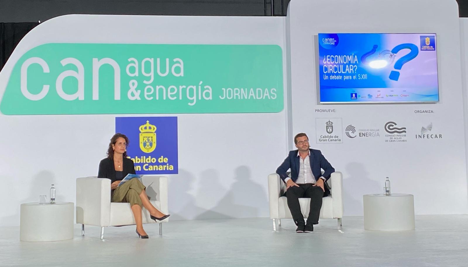 Jornada Canagua & Energía del Cabildo en Infecar / CanariasNoticias.es