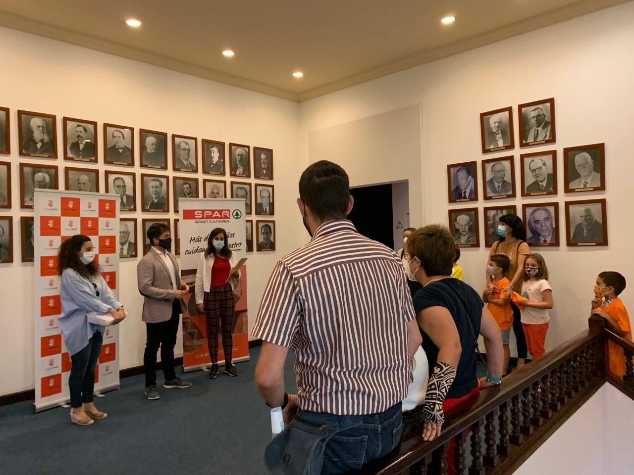 Las momias de El Museo Canario