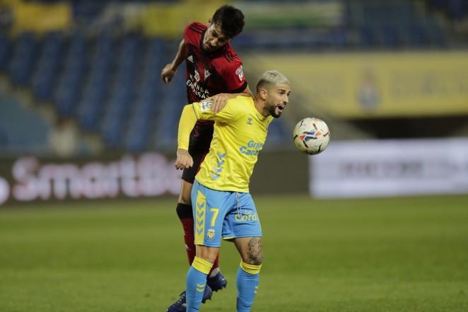 Segunda derrota consecutiva de la Unión Deportiva Las Palmas