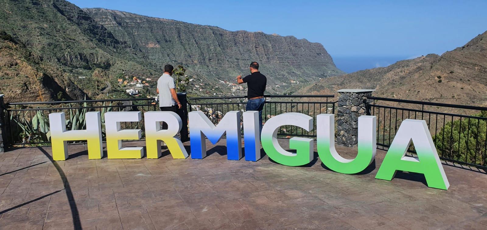 Mirador de Mulagua en Hermigua. La Gomera / CanariasNoticias.es
