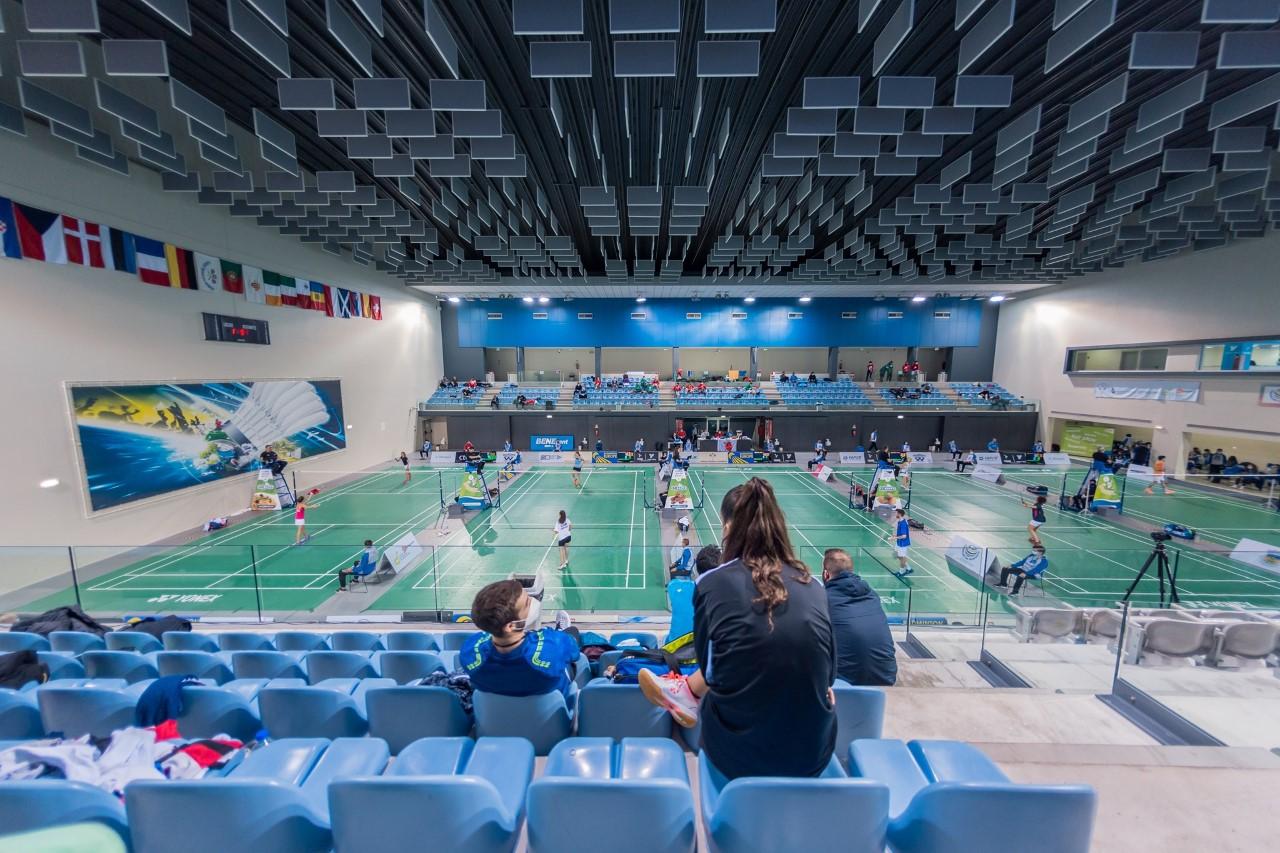 Oliver Gausmann designado para el Portuguese International Junior Badminton / CanariasNoticias.es
