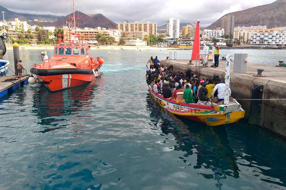 Patera en Tenerife / CanariasNoticias.es