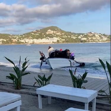 Pateras con argelinos en el sur de España/ CanariasNoticias.es
