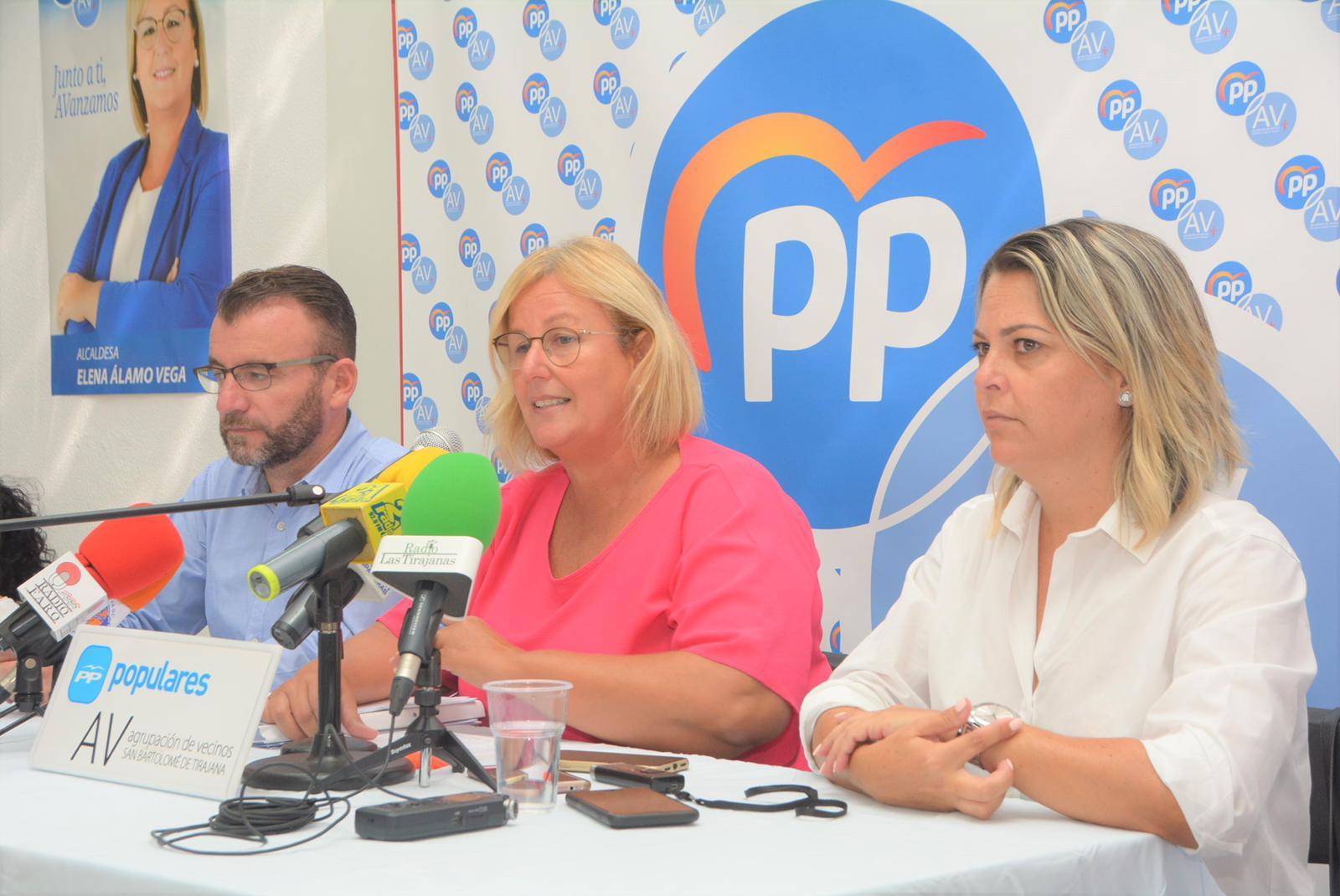 Agrupación de Vecinos PP-AV, San Bartolomé de Tirajana