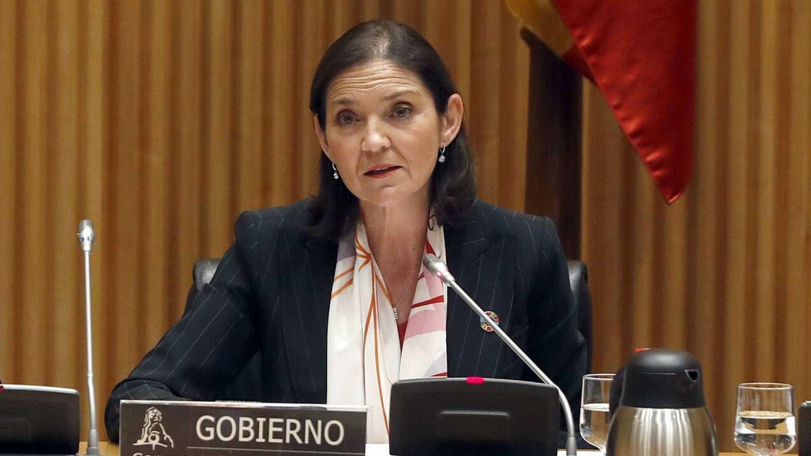 Reyes Maroto. Ministra de Turismo/CanariasNoticias.es
