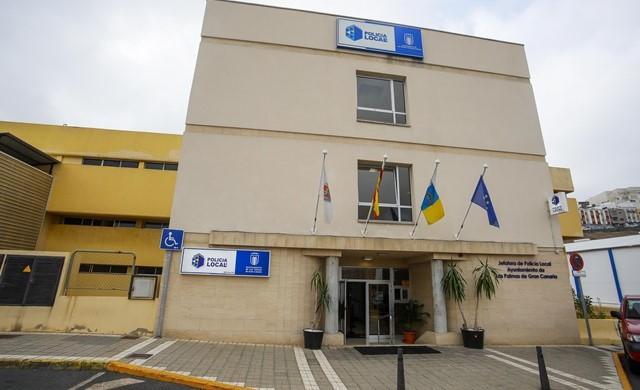 Sede de la Policía Local de Las Palmas de Gran Canaria / CanariasNoticias.es