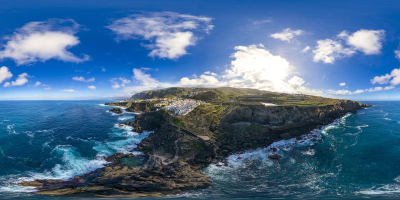 Tenerife, un mar de sensaciones de 'Charco' en 'Charco'/ CanariasNoticias.es