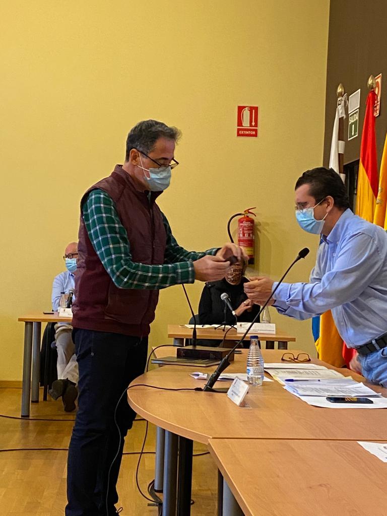 Anselmo León. Concejal de Ciudadanos. Arucas/ CanariasNoticais.es
