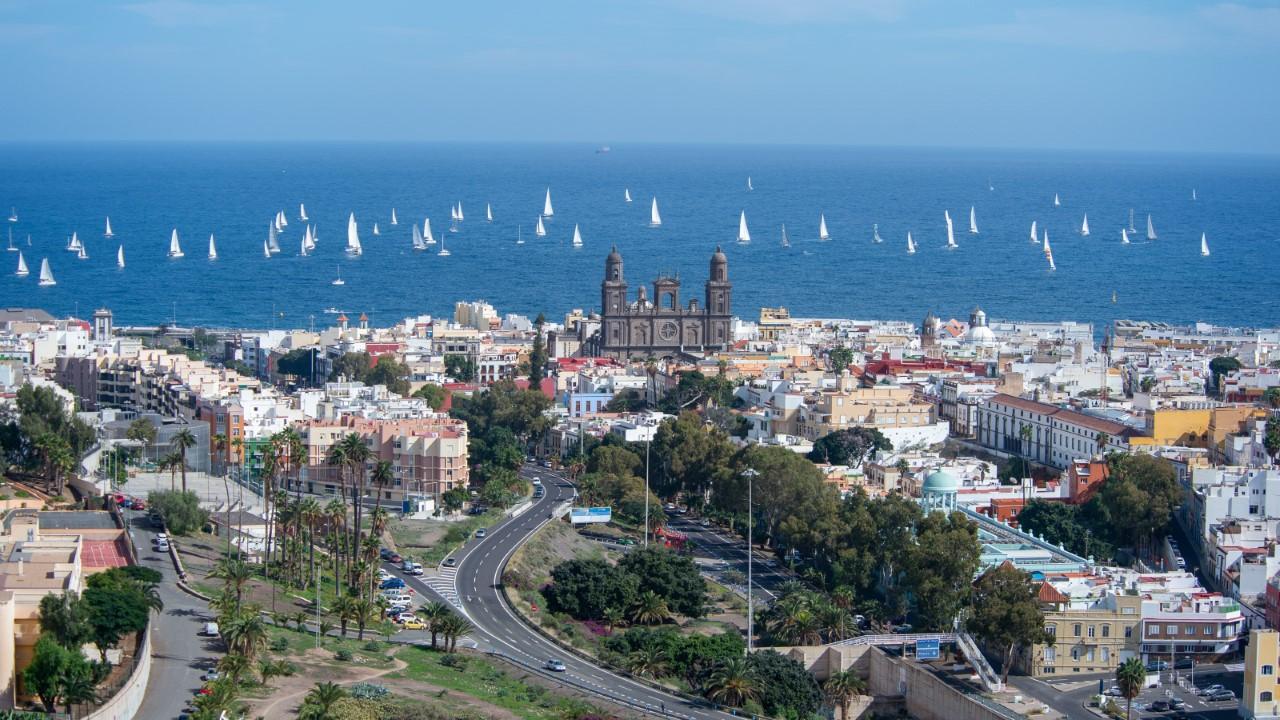Regata ARC. Las Palmas de Gran Canaria/ CanariasNoticias.es