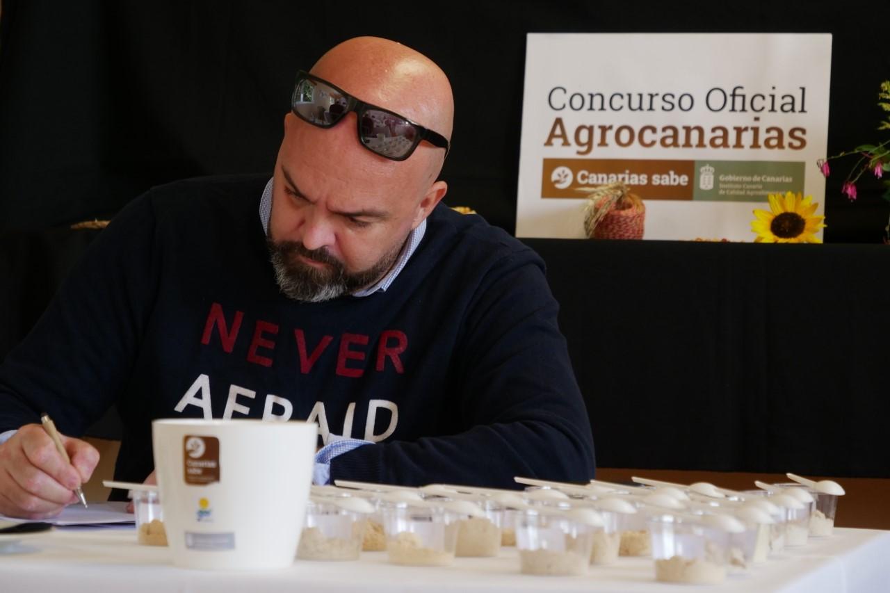 Concurso Oficial de Gofio Agrocanarias